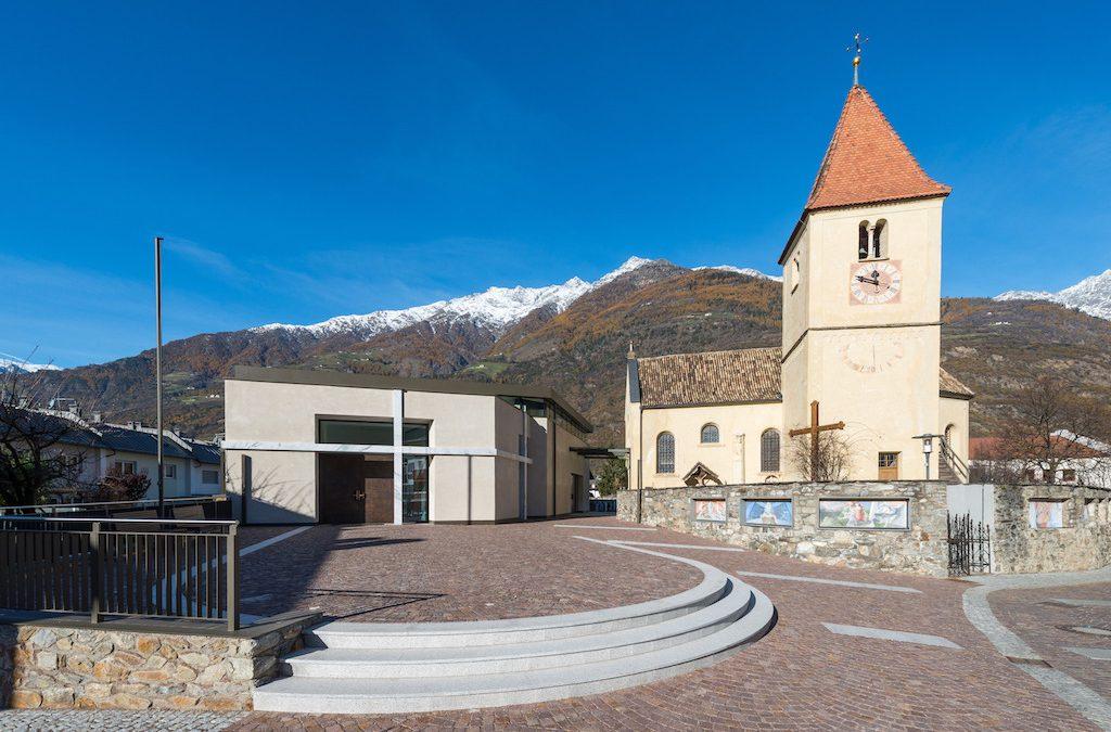 Neue Pfarrkirche St. Ulrich Plaus